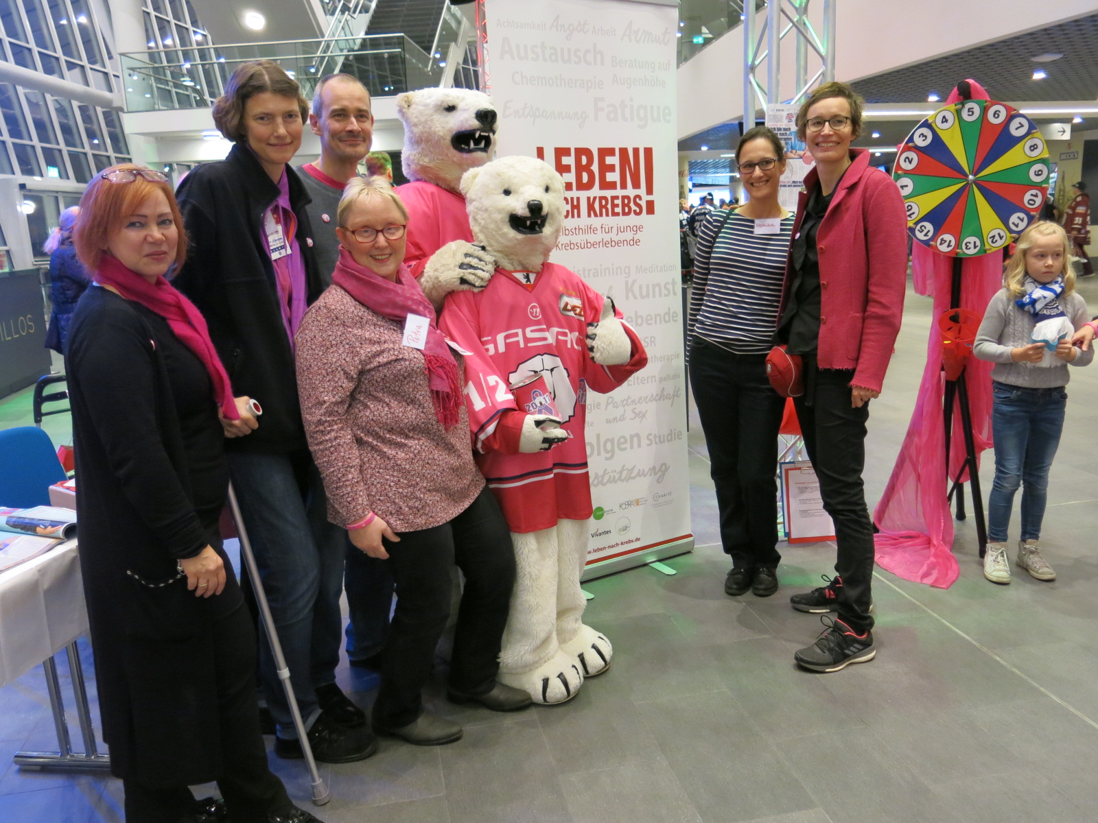 Pink in the Rink 2017
